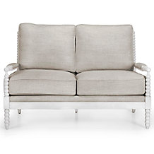 Spindle Love Seat