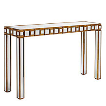 Facet Console Table