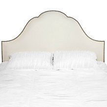 Grace Headboard - Shantung Parch...