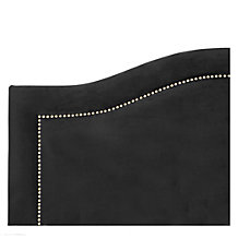 Hudson Headboard - Bella Black