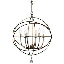 Eclipse Chandelier - 22W - Olde...