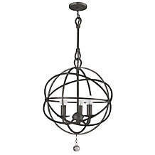 Eclipse Chandelier - 12W - Engl...