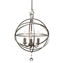 Eclipse Chandelier - 12W - Olde...
