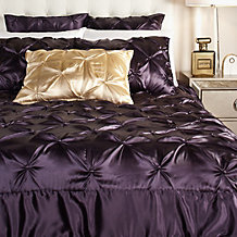 Majestic Bedding - Aubergine