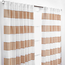 Capri Panels - Gold and Ivory