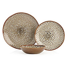 Havana Dinnerware - Set of 4