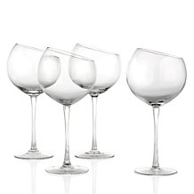 Slant Stemware - Sets of 4