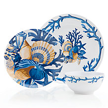 Del Mar Dinnerware - Set of 4