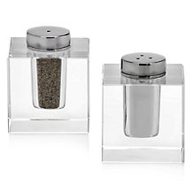 Winston Cystal Salt And Pepper S...