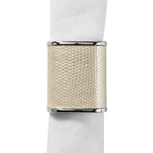 Largo Napkin Ring - Set of 4
