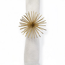 Scoppio Napkin Ring - Set of 4