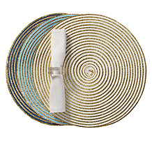 Swirl Placemat - Sets of 4