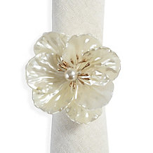 Carolina Napkin Ring - Set of 4