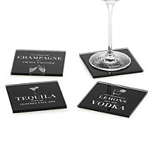Cocktail Confessions Coasters - ...