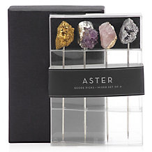 Aster Geode Cocktail Pick - Set ...