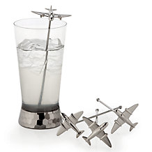 Aviator Stirrers - Set of 4
