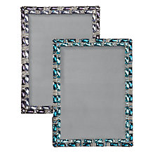 Gabrielle Jeweled Frame