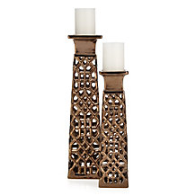 Morena Pillar Holder