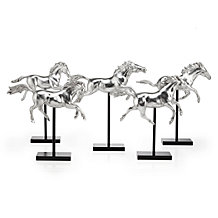 Herd of Galloping Horses - Set of 5