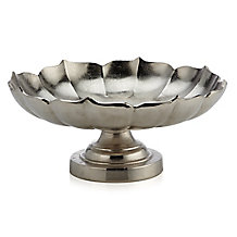 Lotus Footed Bowl