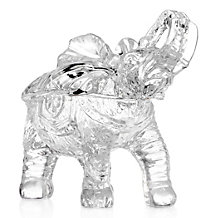 Glass Elephant Box