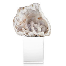 Calcite Geode On Stand