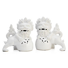 Foo Dogs - Set of 2