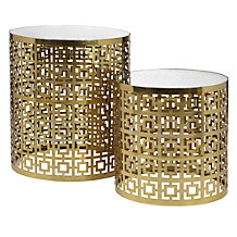 Parker Nesting Tables - Set of 2