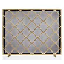 Meridian Fireplace Screen