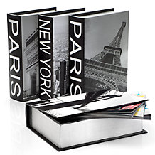 New York & Paris Destination Box...