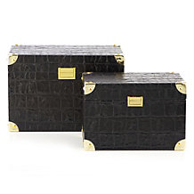 Gia Trunk - Set of 2