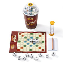 Scrabble Coffee Time Game
