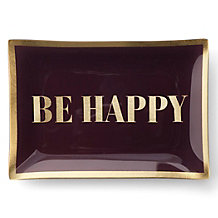 Be Happy Tray