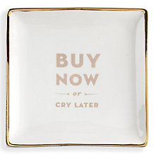 Buy Now Trinket Tray