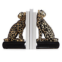 Jaguar Bookends