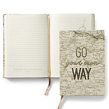 Journal Go Your Own Way