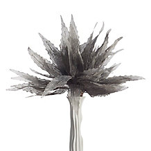 Linen Agave Plant - Set of 3