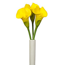 Calla Lily Stem - Set of 3