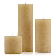 Textured Candle Collection