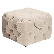 Jules Tufted Ottoman