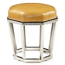 Pyre Hexagon Stool - Lager