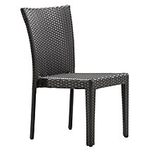 Cartas Outdoor Armless Dining Chair