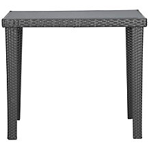 Cartas Outdoor Square Dining Table