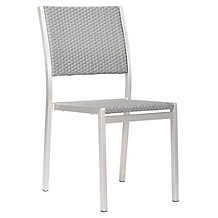 Metro Outdoor Armless Dining Chair