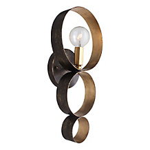 Sconces Metal Amp Mirrored Sconces Z Gallerie