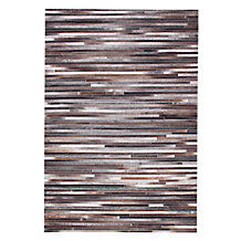 Montara Hair On Hide Rug - Choco...