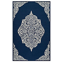 Coronado IndoorOutdoor Rug - Blue