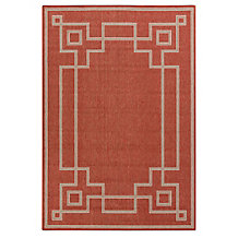 Avila Indoor/Outdoor Rug - Mandarin