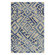 Shona Rug - Midnight Blue