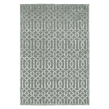 Trellis Rug - Sea Foam